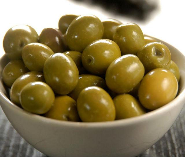 Как засолить оливки в домашних условиях