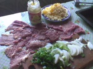 Мясо по-чешски рецепт